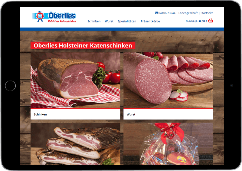 Oberlies Katenschinken